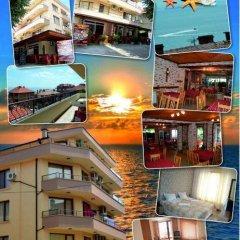 Отель Stamatovi Family Hotel Болгария, Поморие - отзывы, цены и фото номеров - забронировать отель Stamatovi Family Hotel онлайн гостиничный бар