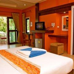 Отель Koh Tao Simple Life Resort 3* Номер Делюкс с различными типами кроватей