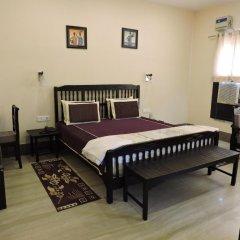 Отель Pearl Of Taj-Homestay 3* Номер Делюкс с различными типами кроватей фото 4