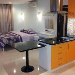 Отель Jada Beach Residence 3* Студия с различными типами кроватей фото 3
