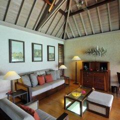 Отель InterContinental Bora Bora Resort and Thalasso Spa 5* Стандартный номер с различными типами кроватей фото 6