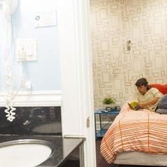 Отель USA Hostels San Francisco Стандартный номер с различными типами кроватей фото 7
