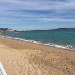 Отель Cannes Beach 514 пляж