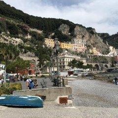 Отель Amalfi Design Sea View Италия, Амальфи - отзывы, цены и фото номеров - забронировать отель Amalfi Design Sea View онлайн пляж фото 2