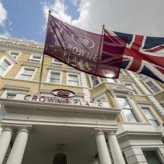 Отель Crowne Plaza London Kensington балкон