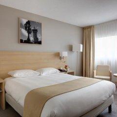 Отель Best Western Paris CDG Airport 4* Стандартный номер с различными типами кроватей фото 6
