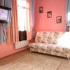 Гостиница Троя Студия с различными типами кроватей фото 3