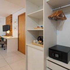 Отель Best Western PREMIER Maceió 4* Улучшенный номер с различными типами кроватей