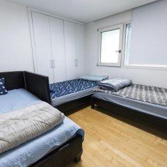 Отель Beauty Space Кровать в общем номере с двухъярусной кроватью фото 2