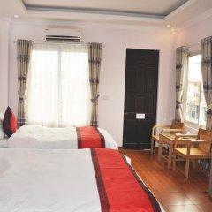 Hanoi Downtown Hotel 2* Улучшенный номер с различными типами кроватей фото 2