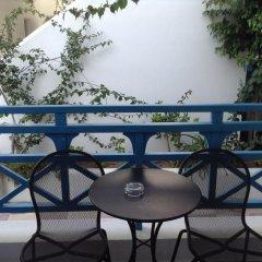 Kamari Beach Hotel 2* Стандартный номер с различными типами кроватей фото 2