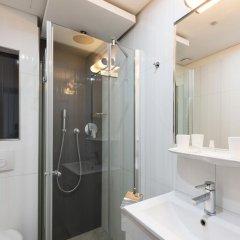 Отель Bürgerhofhotel 3* Стандартный номер с двуспальной кроватью фото 17
