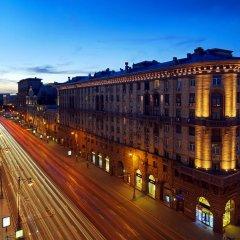 Гостиница Шератон Палас Москва 5* Улучшенный номер с различными типами кроватей фото 9