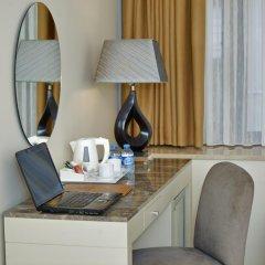 Отель Grand Gulsoy 4* Стандартный номер с двуспальной кроватью фото 8