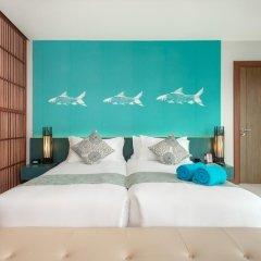 Отель Fishermen's Harbour Urban Resort 4* Номер Делюкс с двуспальной кроватью фото 2