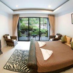 Отель Tanote Villa Hill 3* Номер Делюкс с различными типами кроватей