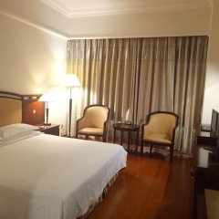 Broadcasting & Television Hotel комната для гостей фото 4