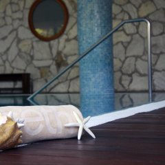 Hotel Santo Tomas Эс-Мигхорн-Гран ванная фото 2