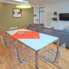 Отель Lodge-Leipzig 4* Апартаменты с различными типами кроватей фото 16