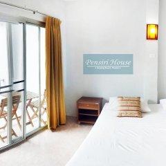 Отель Pensiri House 3* Стандартный номер с различными типами кроватей фото 14