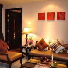 Royal Thai Pavilion Hotel 4* Семейный люкс с 2 отдельными кроватями фото 5