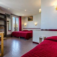 Avenir Hotel Montmartre 2* Стандартный номер с различными типами кроватей фото 5