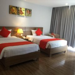 Maple Leaf Hotel & Apartment 4* Стандартный номер фото 4