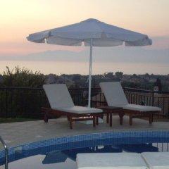 Отель Villa Mare e Monti Греция, Корфу - отзывы, цены и фото номеров - забронировать отель Villa Mare e Monti онлайн бассейн