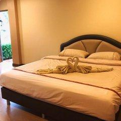 Отель Benwadee Resort 2* Коттедж с различными типами кроватей фото 33