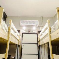 I-Sleep Silom Hostel Семейный номер категории Эконом с двуспальной кроватью фото 4