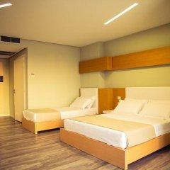 Hotel Bologna Влёра комната для гостей фото 5