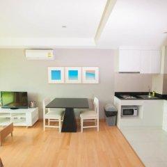 Отель Rocco Huahin Condominium Апартаменты с различными типами кроватей фото 36