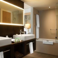 Renaissance Zurich Tower Hotel 5* Люкс с различными типами кроватей фото 3