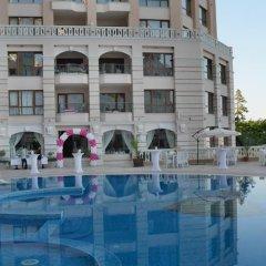 Отель Cabacum Beach Private Apartaments Болгария, Генерал-Кантраджиево - отзывы, цены и фото номеров - забронировать отель Cabacum Beach Private Apartaments онлайн бассейн фото 2