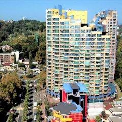 Гостиница Novaya Aleksandriya балкон
