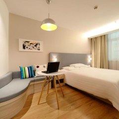 Отель Hanting Express Shenzhen Bao'an Xixiang Coach Terminal комната для гостей фото 3