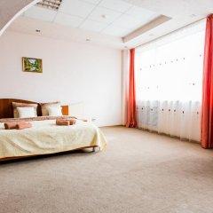 Гостиница Америго 3* Стандартный номер с двуспальной кроватью фото 4