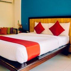 Отель Railay Princess Resort & Spa 3* Улучшенный номер с различными типами кроватей фото 9