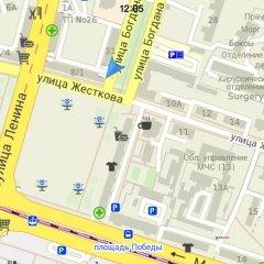 Апартаменты на Ленина городской автобус