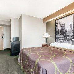 Отель Super 8 by Wyndham Jasper 2* Стандартный номер с различными типами кроватей фото 2