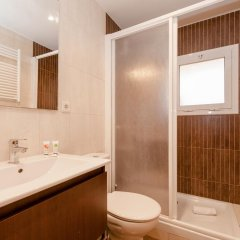 Апартаменты Bbarcelona Apartments Sagrada Familia Terrace Flats Барселона ванная фото 2