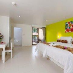 Отель Tuana The Phulin Resort 3* Улучшенный номер с двуспальной кроватью фото 5
