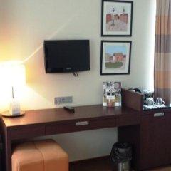 Mercure Hotel Warszawa Airport 3* Стандартный номер с различными типами кроватей фото 7