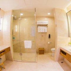 Отель Mingshen Golf & Bay Resort Sanya 4* Люкс с различными типами кроватей фото 2