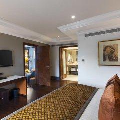 Отель Taj Palace, New Delhi 5* Люкс Garden Luxury с двуспальной кроватью