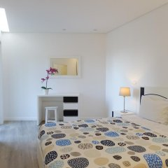 Отель RS Porto Campanha Апартаменты разные типы кроватей фото 8