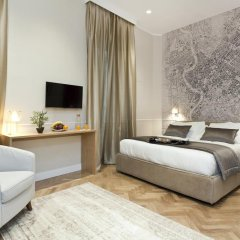 Отель Vanity Номер Делюкс с различными типами кроватей фото 6