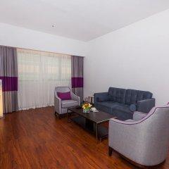Flora Grand Hotel 4* Улучшенный номер с различными типами кроватей фото 3