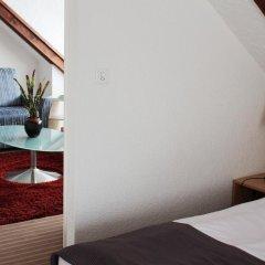 Olympia Hotel Zurich 3* Полулюкс с различными типами кроватей фото 4