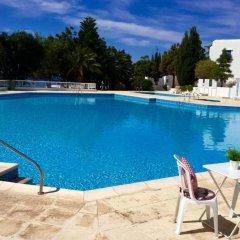 Апартаменты Ikaria Village Studio бассейн